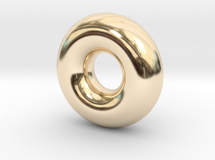 Cute candy RING 3d printed
