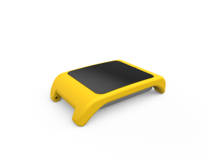 Adapter Case for Sony SmartWatch 3, 24mm 3d printed
