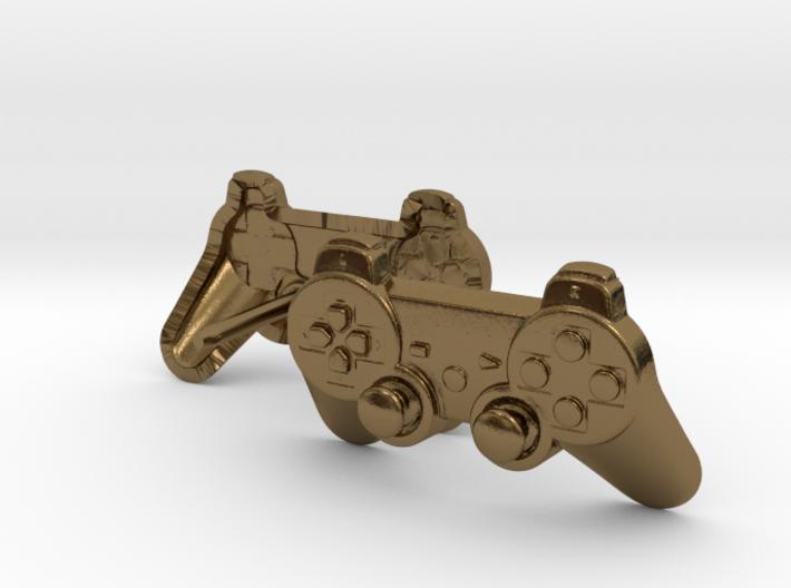 GAMER Earrings 3d printed
