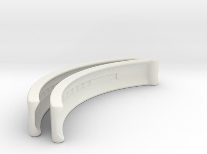 AppleDesign Powered Speakers II - replacement legs 3d printed