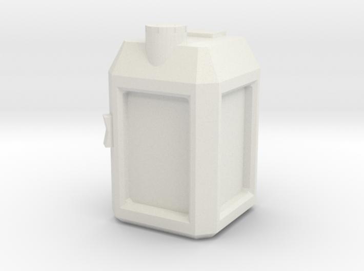 Half Life Battery 3d printed