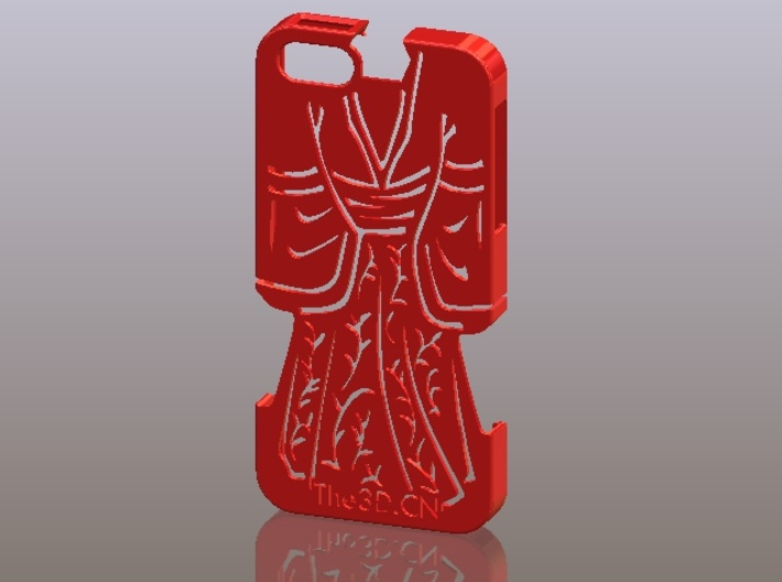 iPhone5_The Chinese Style -- Ancient costume 03 3d printed