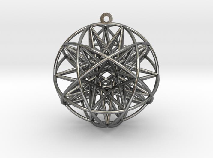Super Penta Sphere 3d printed