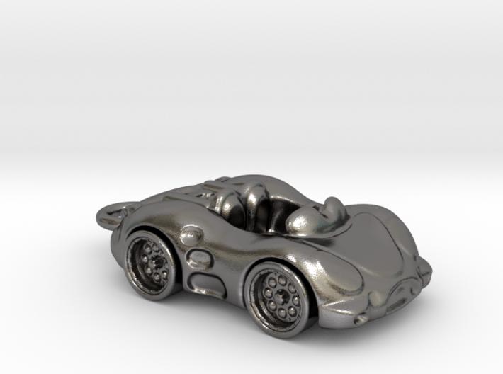Car Key Chain 3d printed