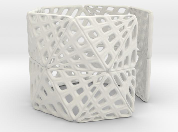 Bilezink Cuff / Bracelet 3d printed