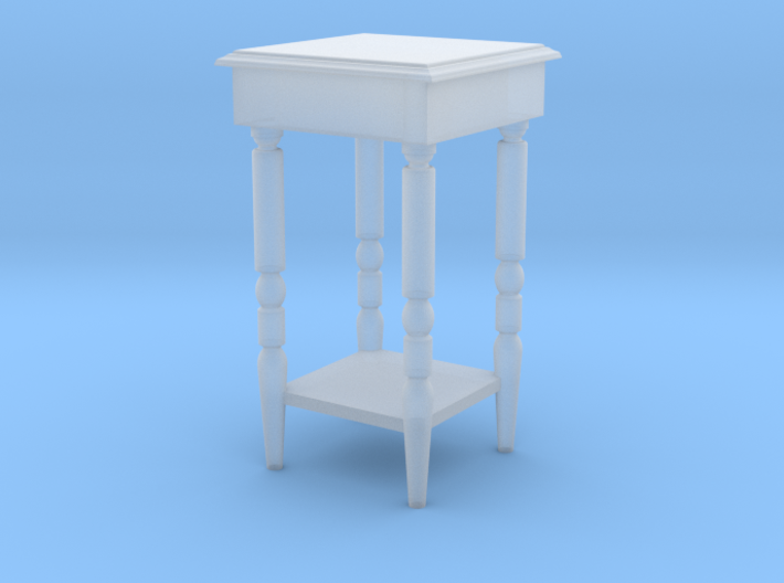 1:24 End Table 3d printed