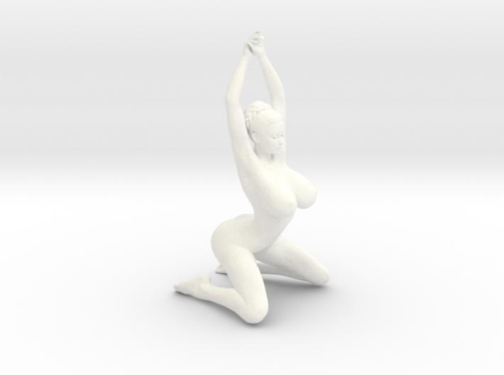 Long Leg Lady scale 1/10 008 3d printed