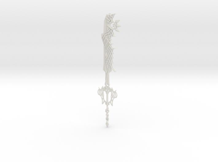 Keyblades Ultima: Kai Arts Figure Size 3d printed