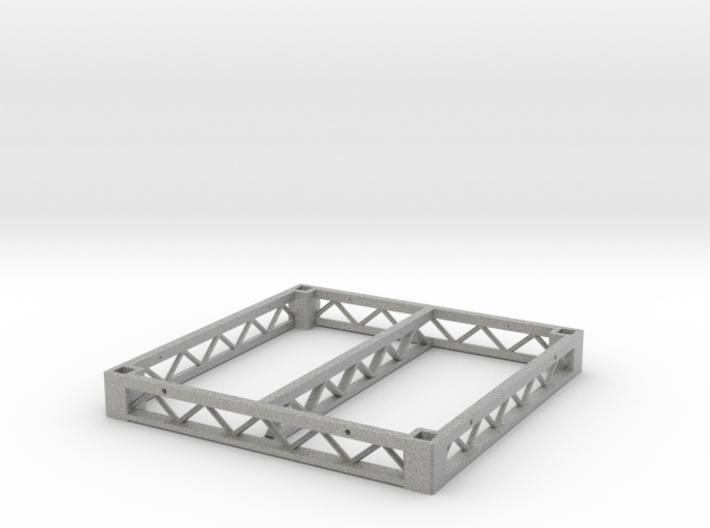 1:25 Platform 4x4, frame only 3d printed