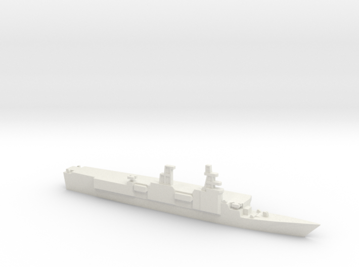Air-Capable Spruance, 1/1800 3d printed