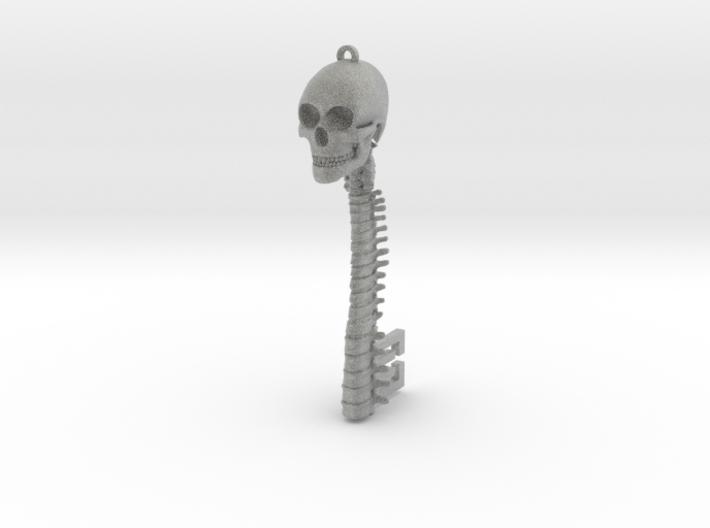Skeleton Key 3d printed