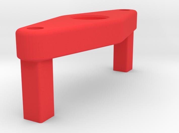 Paddle Magnet Holder For Momo Mod 27 Paddle Assemb 3d printed