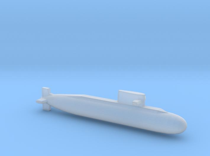 039A, Full Hull, 1/2400 3d printed