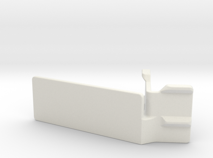 Gopro XL-Mount (25 degrees) 3d printed