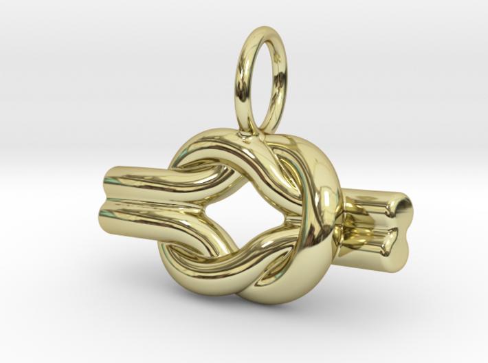 knot of Hercules 3d printed