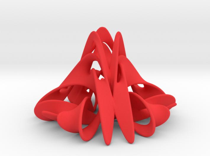 Trochobell (2 in) 3d printed