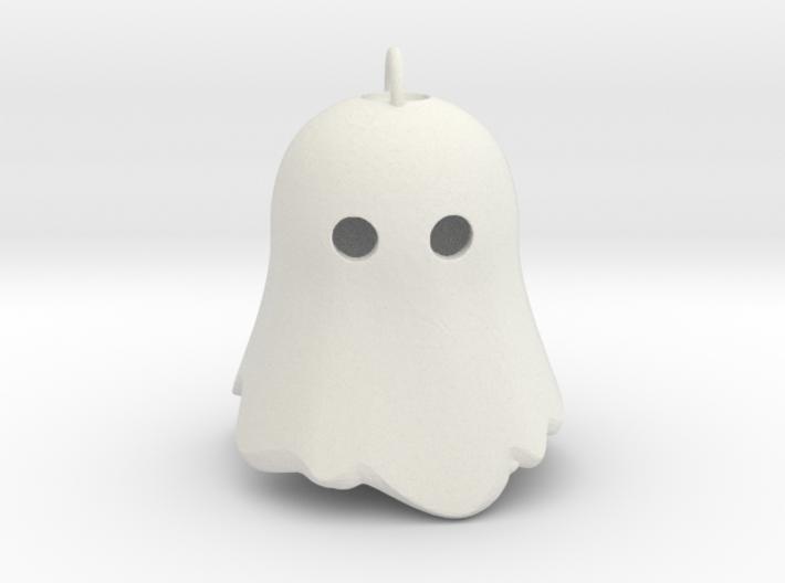 Little Ghostie pendant 1 3d printed