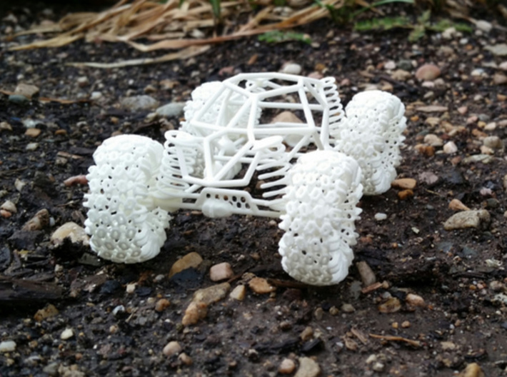 Rock Crawler 3d printed
