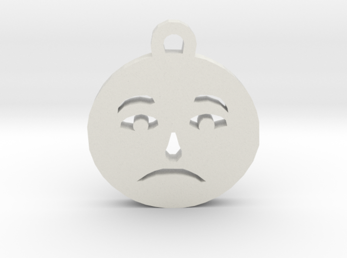 Sadness - Emotional 3d printed