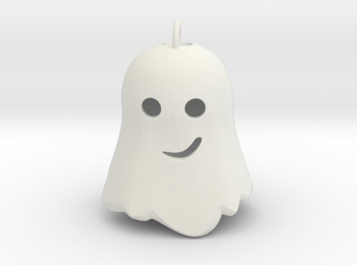 Little Ghostie pendant 2 3d printed