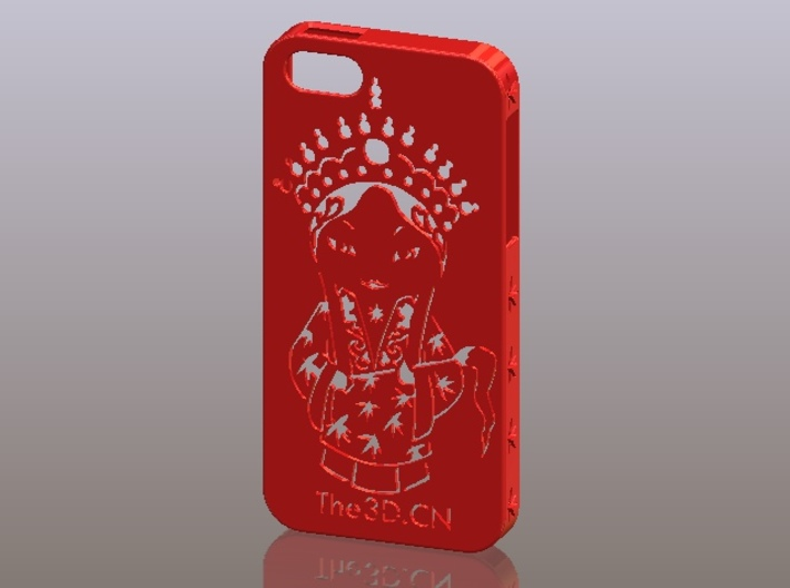 iPhone5_The Chinese Style--Traditional Opera 09 3d printed