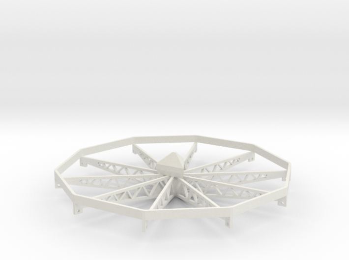 Cliff Hanger Sweep Assembly 3d printed