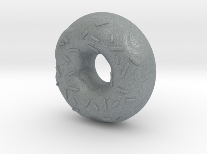 Original Design: Donut Steel! 3d printed
