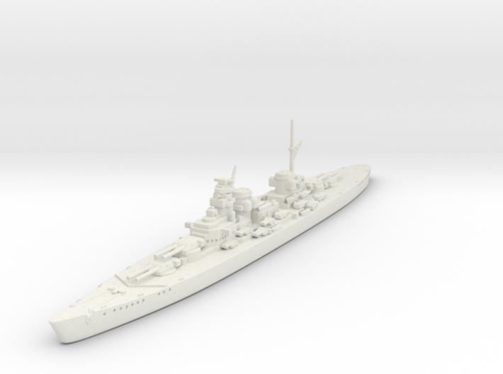 1/1800 KM H-44 Class BB 3d printed