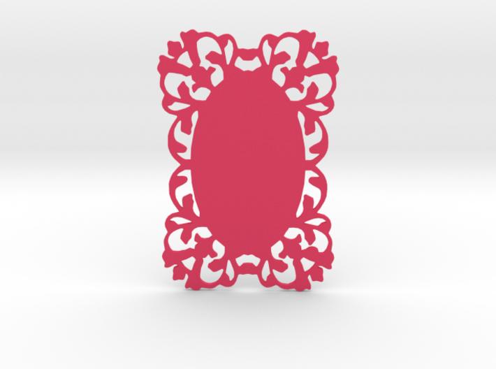 Gift tag 3d printed