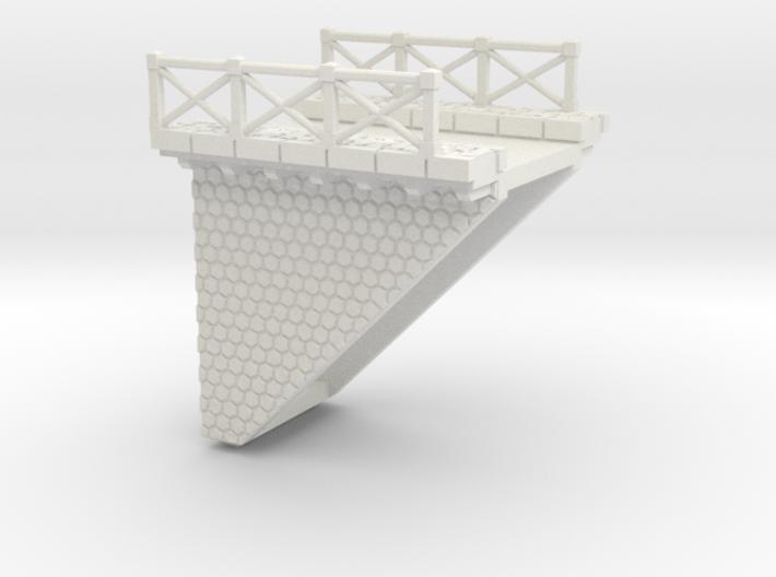 NV3M3 Small modular viaduct 1 track 3d printed