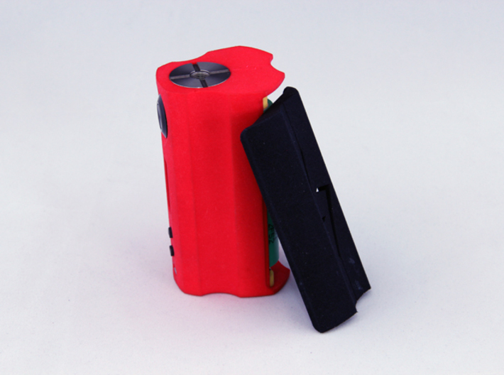 GALA Mod Rear(Battery) Cover 3d printed