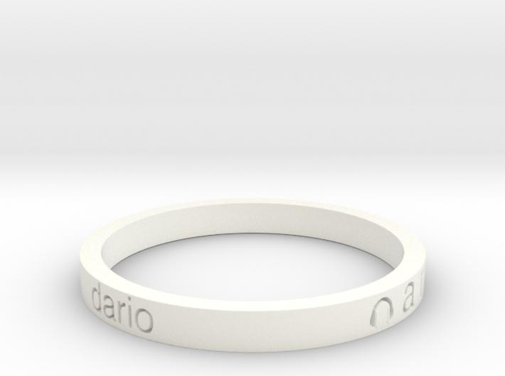 BRACCIALETTO Dario 3d printed