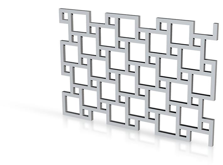 Texture Stamp: Tiles 3d printed