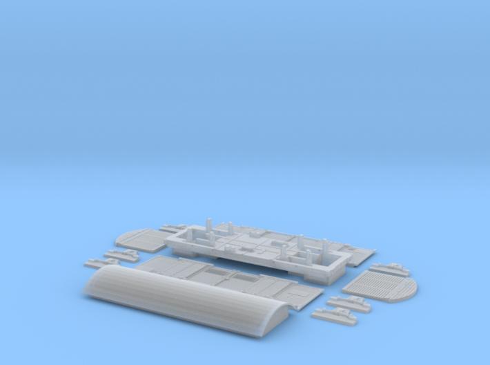 Milchwagen-Geh20 3d printed