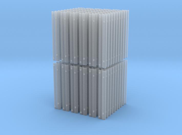 120 Rillenschwellen 0e für Peco c.60 3d printed