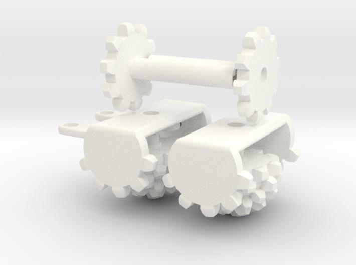 Spherigear Transmission 3d printed