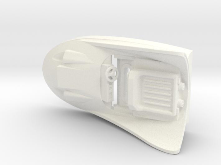 Whomobile Pinball Mod - 1:40 (Star Wars Version) 3d printed