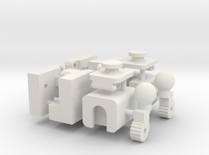 Arms KO TFC Fireflight/Slingshot V1.0 3d printed