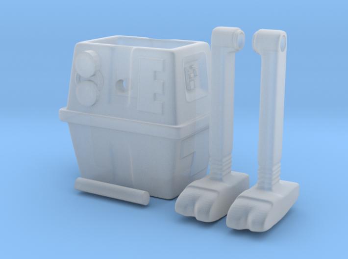 Gonk droid (Ramp walker toy) 3d printed