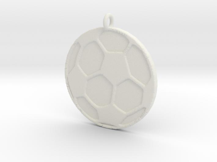 Soccerball 3d printed