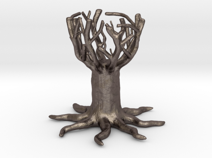 Tree cup- egg holder 3d printed