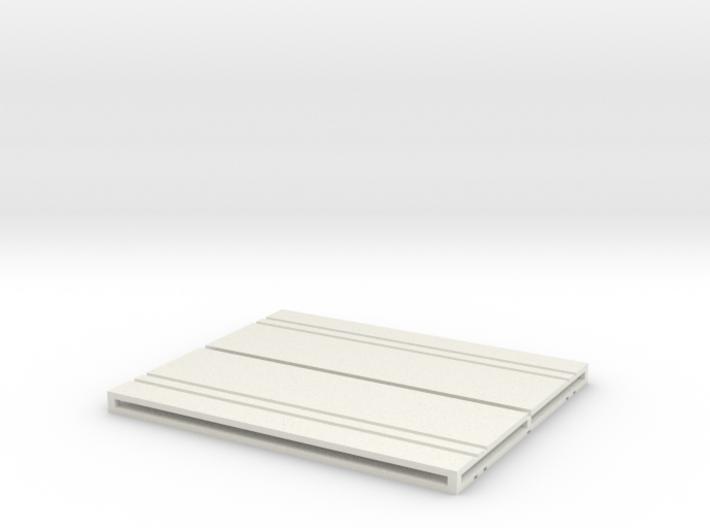 Concrete Security Fences (4) 3d printed