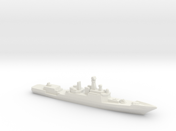Project 21956, 2005 version, 1/2400 3d printed