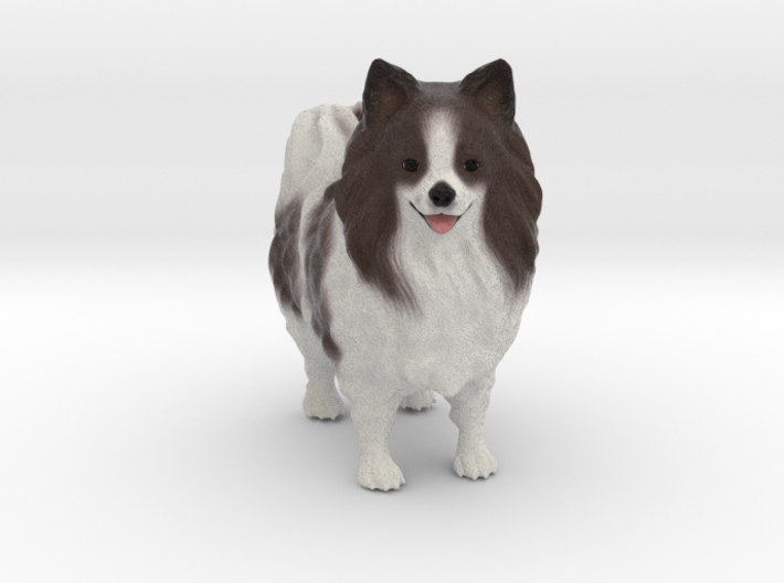 Custom Dog Figurine - Yogi 3d printed
