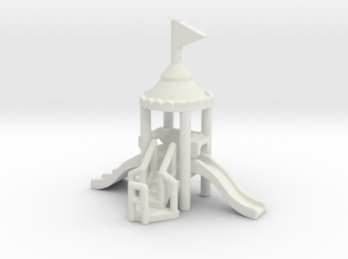Spielplatz mini 1:160 (N scale) 3d printed