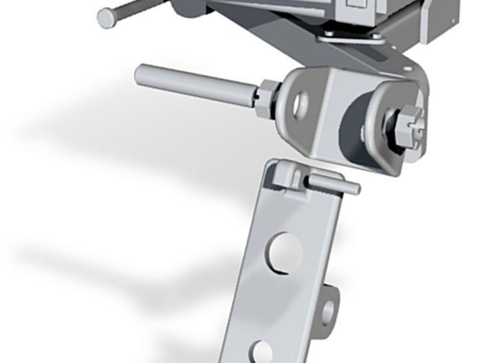 Port Side - MG Arm 3d printed