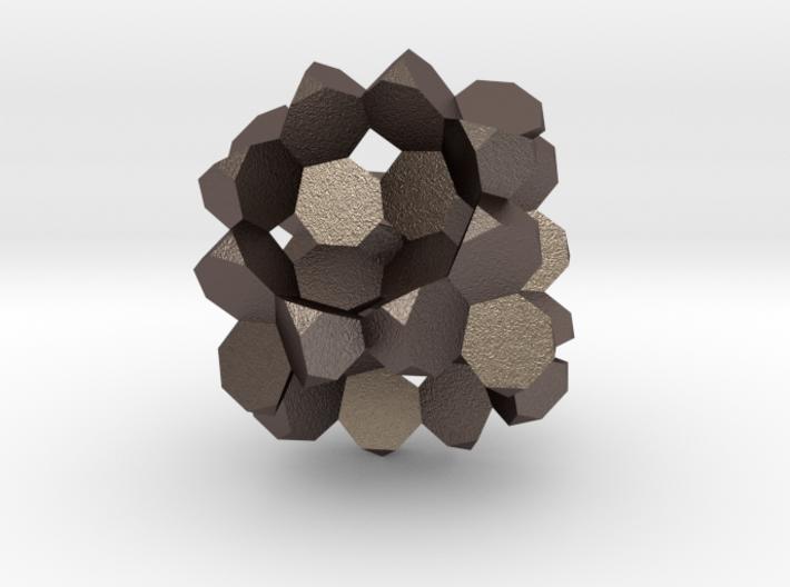 Heptagon-3D-Fill big 3d printed