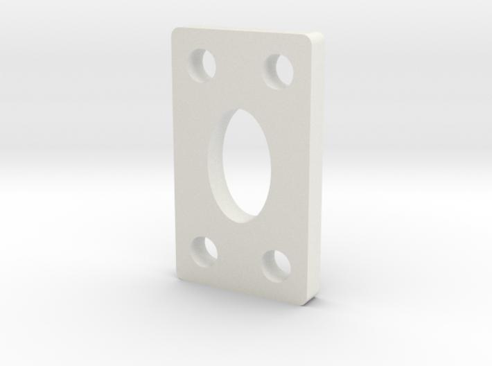 DO - KICK-UP - SHIM - O DEGREE - .150 THICK 3d printed