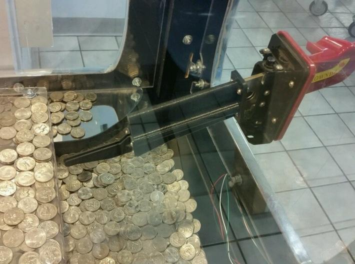 Coin Machine Arm 3d printed
