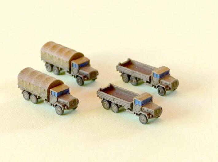 German 7to Truck KHD Jupiter Cargo 1/285 6mm 3d printed